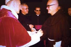 fra Bazilije i Pavao VI